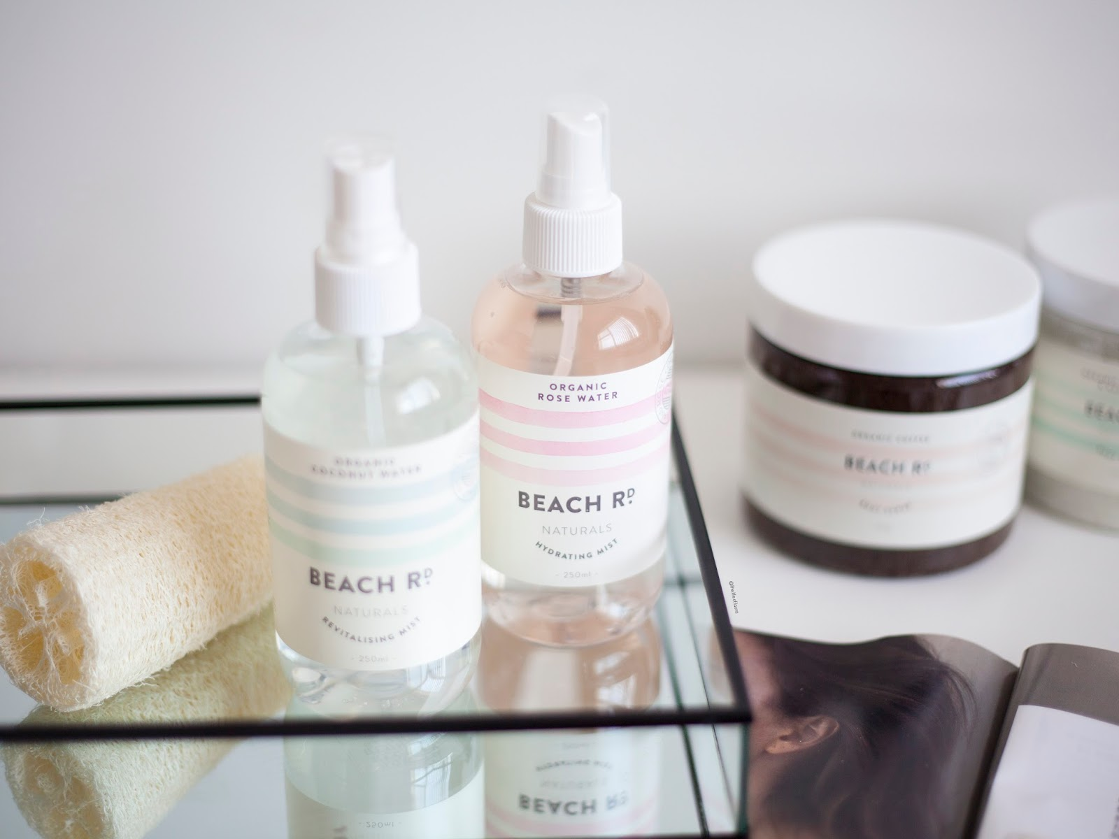 Beach Road Face Mists