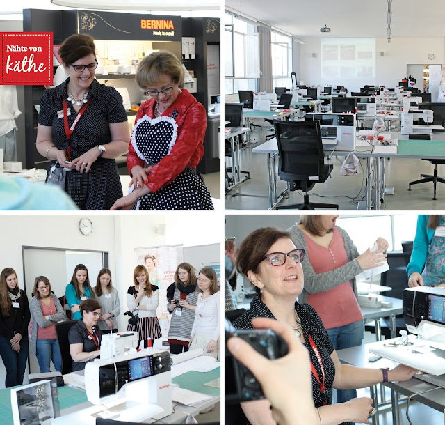 BERNINA Blogger Days 2016 in Steckborn