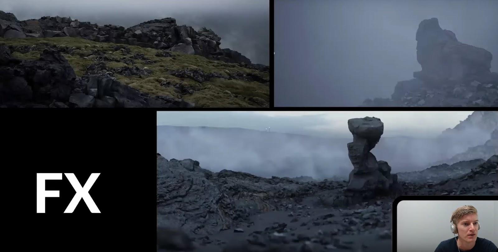 Rebirth: Worldbuilding with Unreal Engine and Houdini