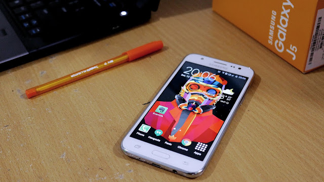 Update Android Oreo Samsung Galaxy J5