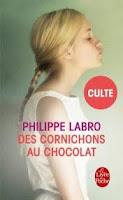 """Livre """"Des cornichons au chocolat"""""""