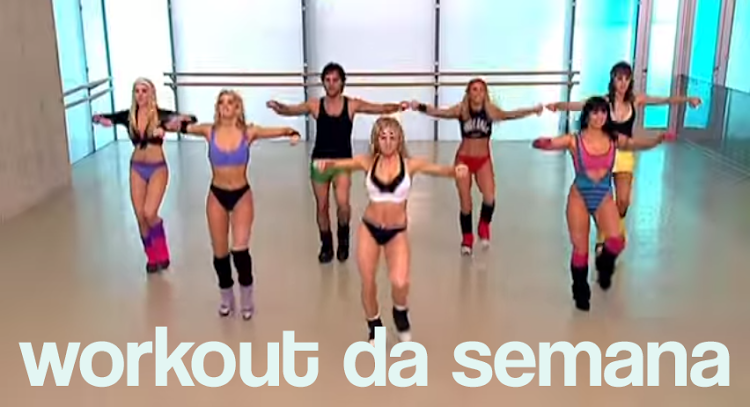 Workout da Semana: Dança aeróbica