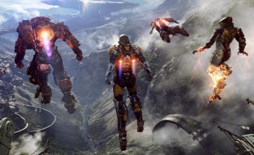 Imagem do jogo Anthem