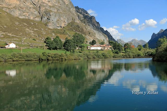Valle de Lago, Somiedo