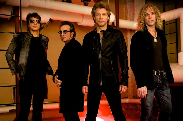 Lirik Lagu Shot Through The Heart ~ Bon Jovi