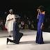 Photos/Video: Fashion Designer, Johnson Iyaye Rotimi, Proposes To His Girlfriend At The Lagos Fashion Week