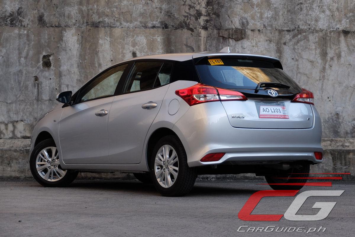 Toyota Yaris Trd Philippines Grand New Avanza Putih Review 2018 1 3 E Philippine Car News