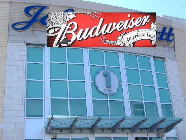 Le Budweiser Gardens