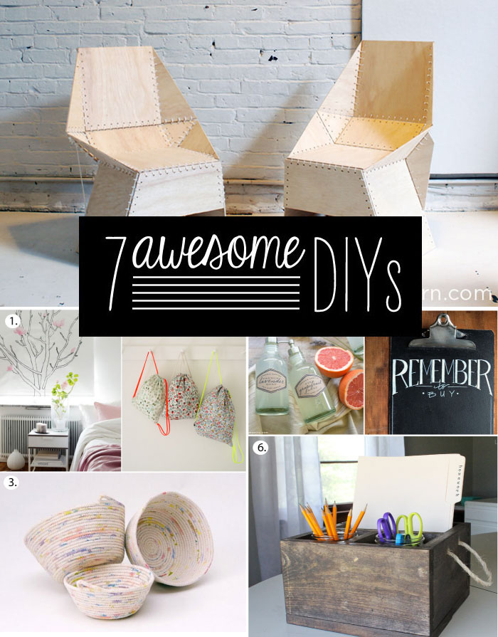 7 Awesome Diys To Try Poppytalk