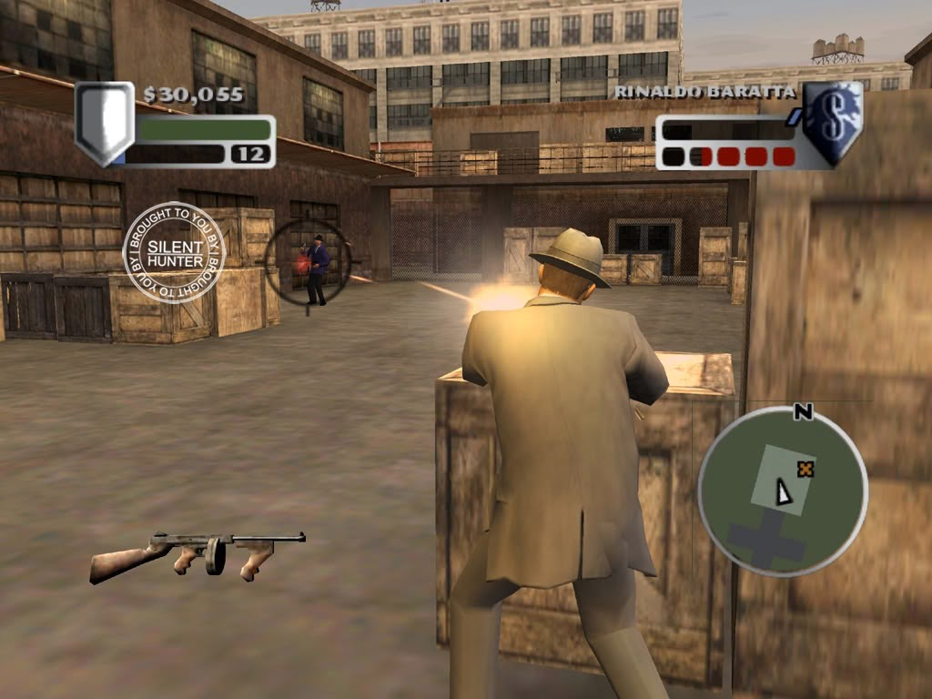 The Godfather Game Pc