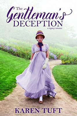 Heidi Reads... The Gentleman's Deception by Karen Tuft