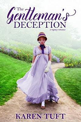 Heidi Reads... The Gentleman's Deception by Karen Tuft