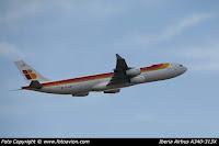 Airbus A340 / EC-LHM