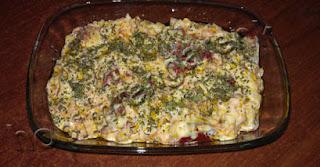 Kırmızı Etli Biber Salatası