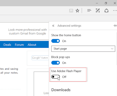 Cara Mengaktifkan Flash Player di Chrome, Firefox, Opera, dan Edge