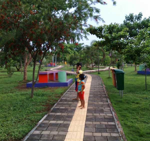 Hutan Kota Kalidoro
