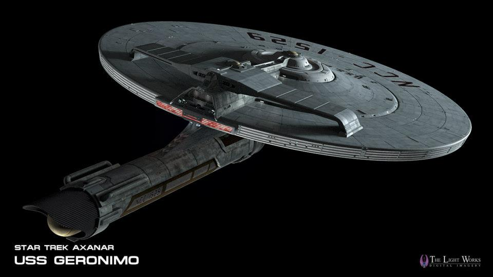 Star Trek Craft Ideas