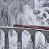 Glacier Express: o mais famoso trem suíço