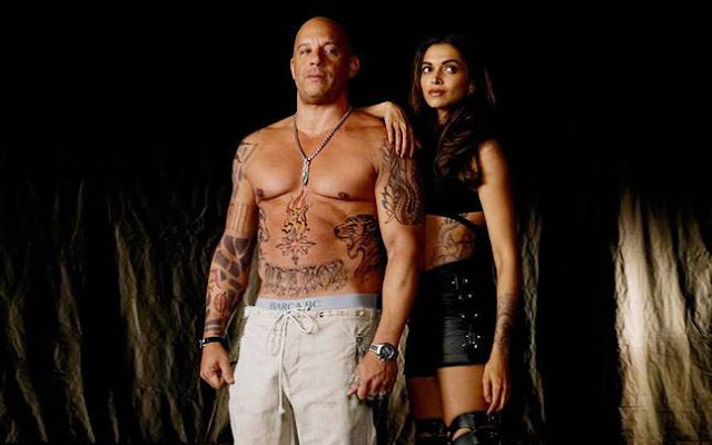 Vin Diesel and Deepika Padukone in xXx - Return of Xander Cage