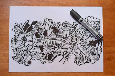 Cara Membuat Doodle Art Di Android Picsay Pro