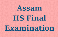 Assam HS Routine 2018 - AHSEC Higher Secondary Exam