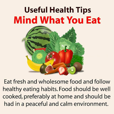 Health Tips - Know Your Food