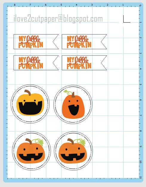 Pumpkin bags, pumpkin toppers, Halloween, ilove2cutpaper, LD, Lettering Delights, Pazzles, Pazzles Inspiration, Pazzles Inspiration Vue, Inspiration Vue, Print and Cut, svg, cutting files, templates, Silhouette Cameo cutting machine, Brother Scan and Cut, Cricut