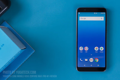 Mengatasi Error Touchscreen Zenfone Max Pro M1