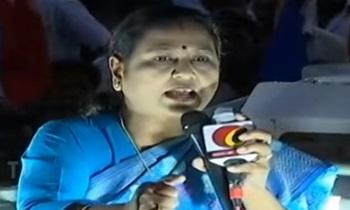 """No Big Development in Tamil Nadu"" – Premalatha Vijayakanth Accuses DMK & AIADMK"