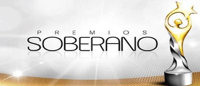 Premios Soberano 2017