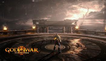 God of War 3 Remastered Playstation 4 Oynanış Videosu
