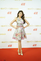 Pranitha Subash in lovely Flower Print Sleeveless Short dress ~  Exclusive 072.JPG