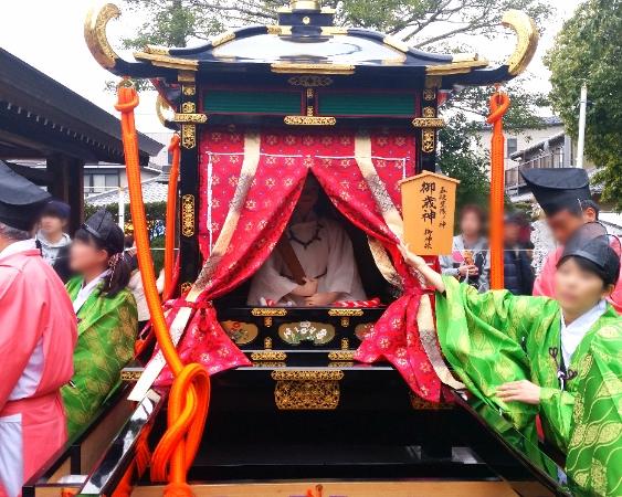 人文研究見聞録:田縣神社の豊年祭の御歳神(ミトシノカミ)