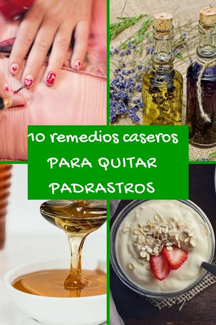 remedios caseros para quitar padrastros