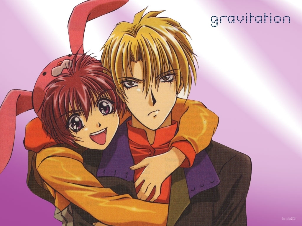 Gravitation Anime