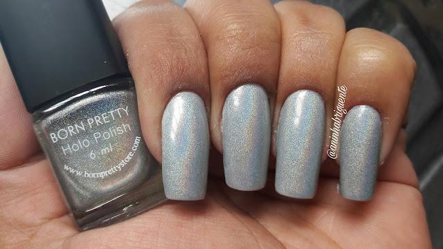 Born Pretty Store holo polish
