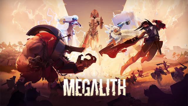 Megalith for PSVR