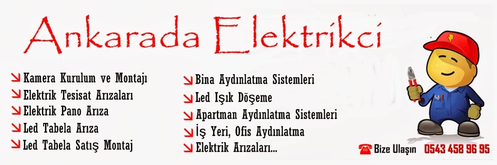 Ankara Elektrik Arıza