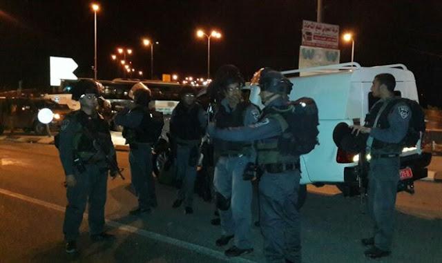 IDF capturan terrorista