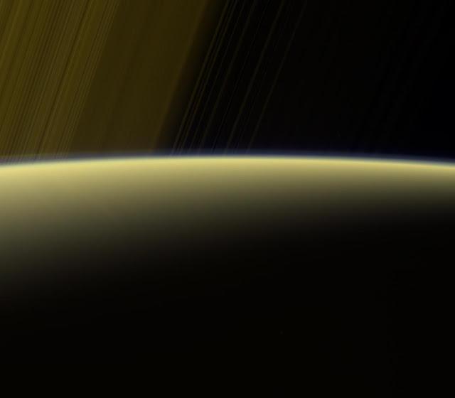 Saturn's Atmosphere
