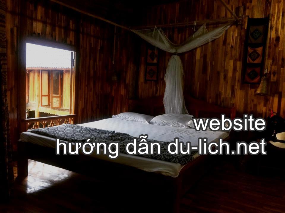 Hình ảnh phòng ngủ tại homestay Quân Hằng 86 Bản Lác
