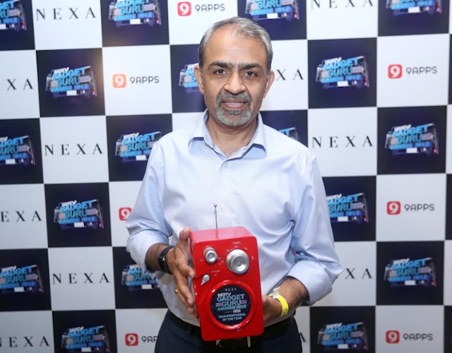 Airtel Internet TV wins NEXA NDTV Gadget Guru's 'Tech Peripheral of the Year' award