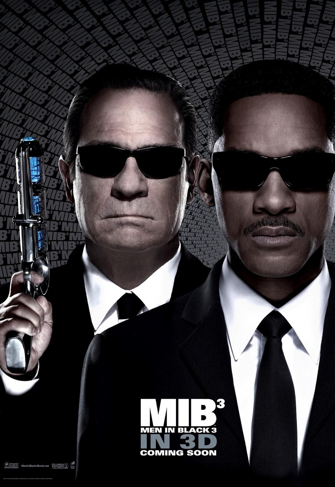 Men In Black 3 Kinox