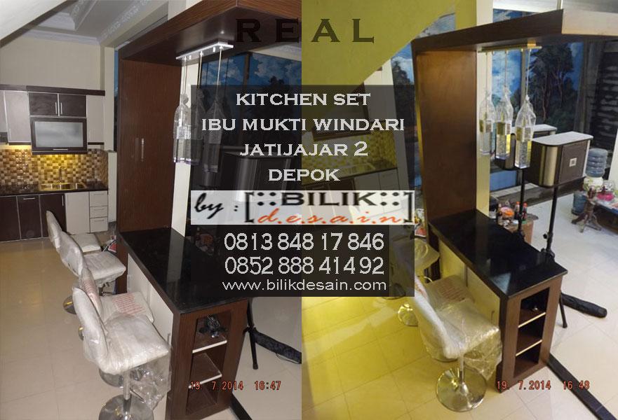 Harga Jasa Kitchen Set Murah Jakarta Pusat Harga Jasa Tukang