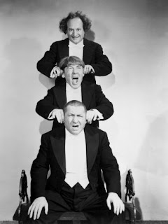 The Three Stooges funny comedy team