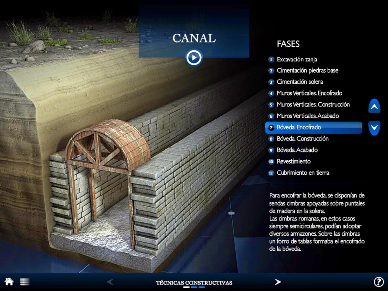 Aqueducts for Ipad, iPhone
