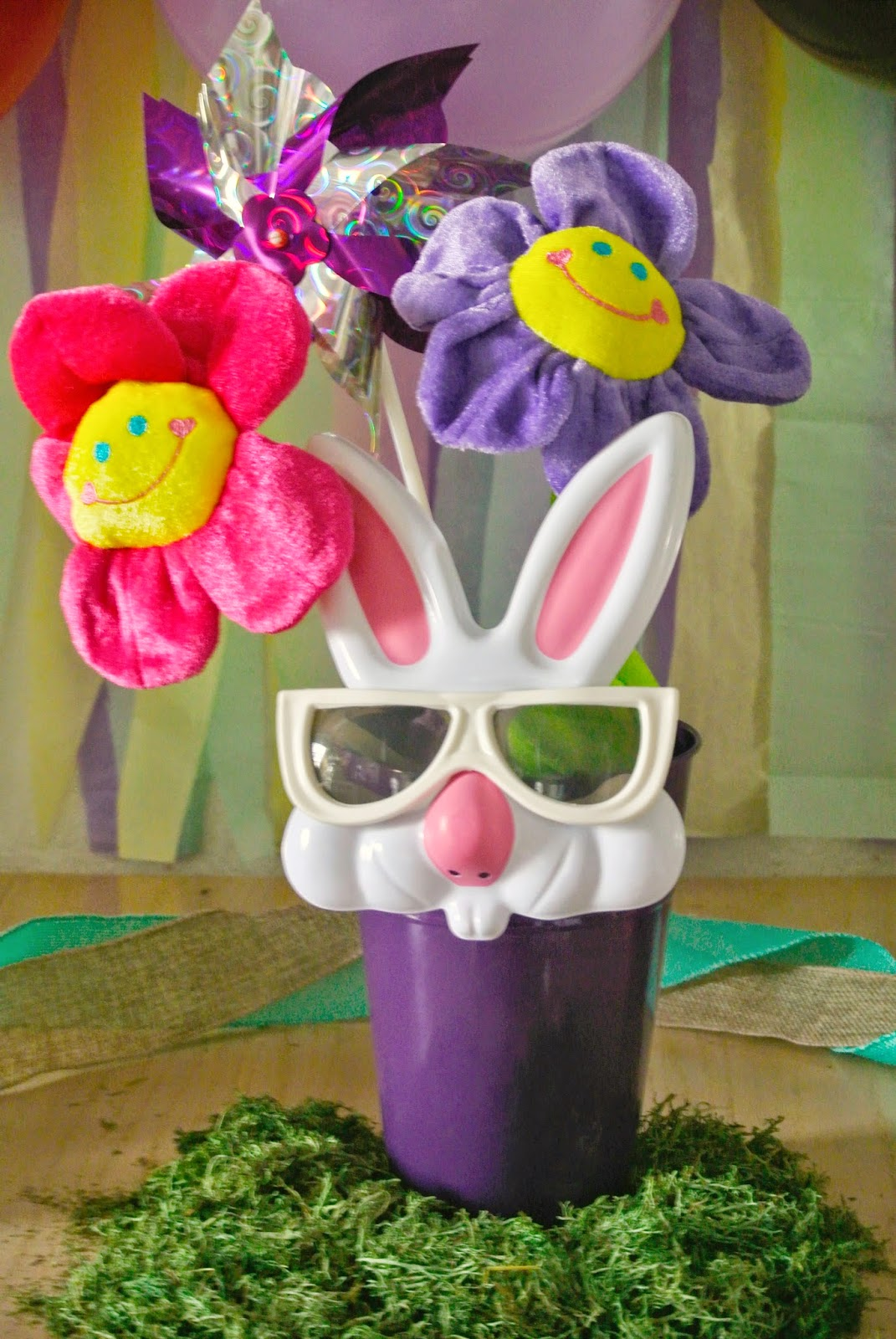 Easter basket, Easter decor