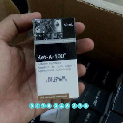 thuốc mê thú y ket-a-100