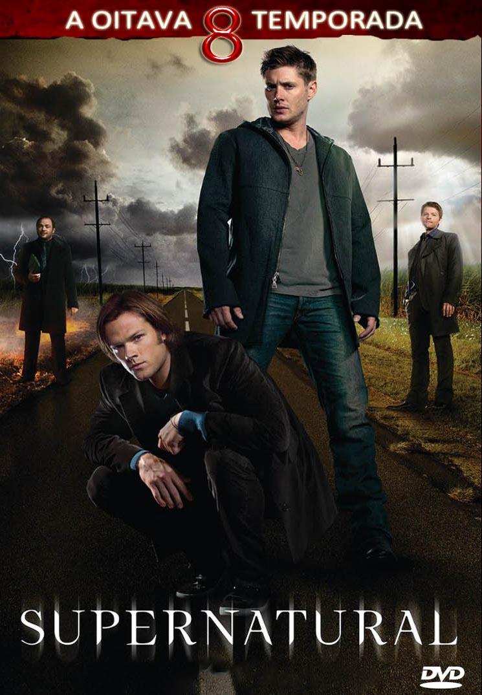 Oitava temporada de supernatural dublado download google