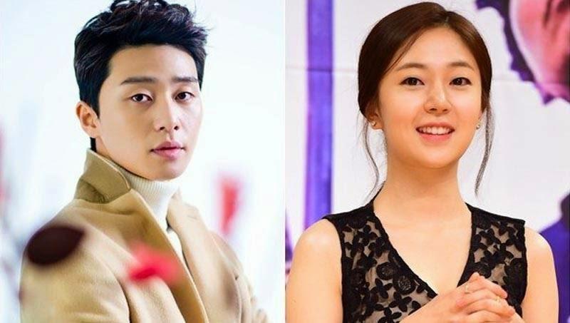 Baek jin hee and park seo joon dating